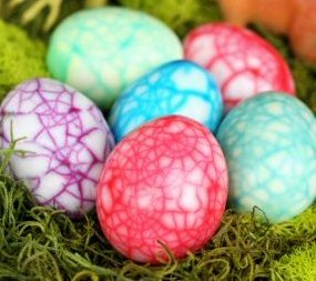 Colored Eggs